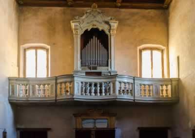 San Vito - Organo della chiesa