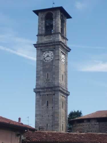 Sant'Agnese - Campanile
