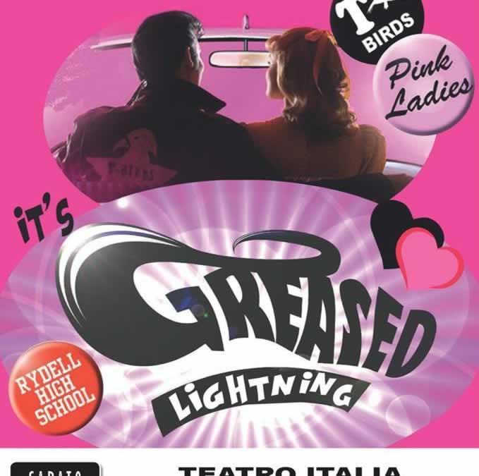 Grease al Cinema Italia