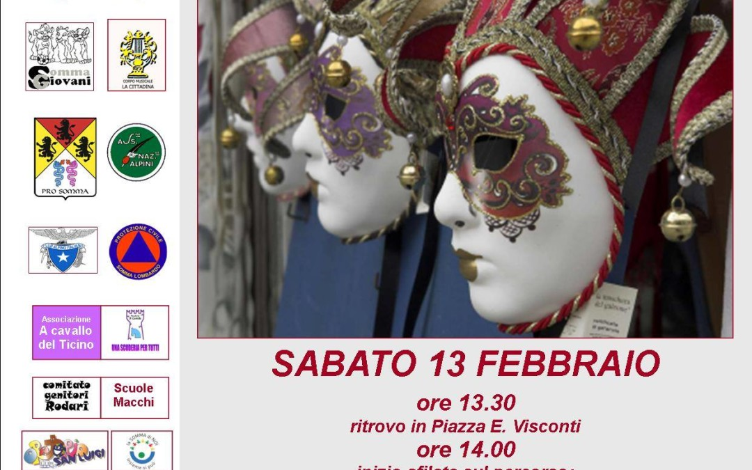 Carnevale a Somma 2016