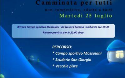 Scuola Walking Trail Italia – 2^ camminata