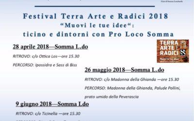 Passeggiando con Pro Loco – Festival Terra Arte e Radici