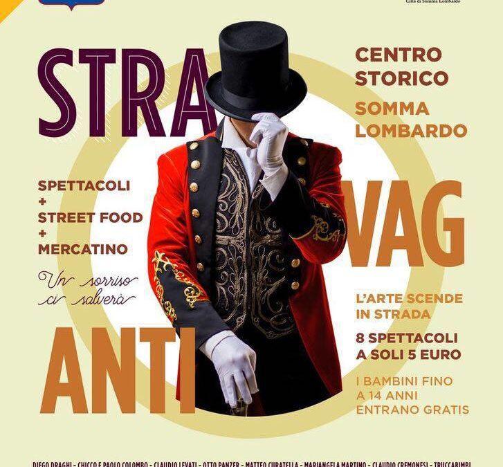 StraVaganti – L'arte scende in strada